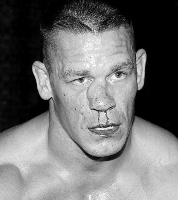 John Cena Nose