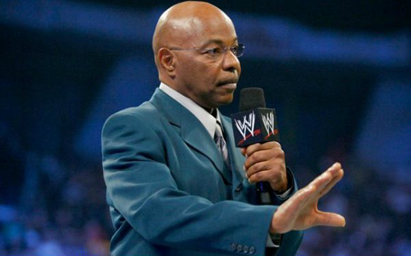 Teddy Long Pic