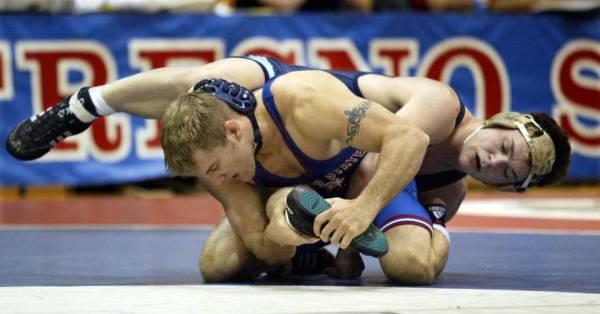 Wrestling Casey